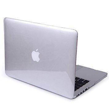 """Прозрачный пластиковый чехол для MacBook Pro Retina 15"""""""