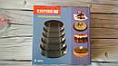 Набор круглых форм для выпечки, 5шт, фото 3