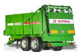 Розкидач органічних добрив SIPMA RO 1200 TORNADO