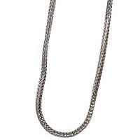 Серебряная цепочка  807Р