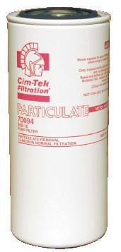 Фільтр тонкого очищення дизельного палива, 260-30 (до 65 л / хв) CIM-TEK