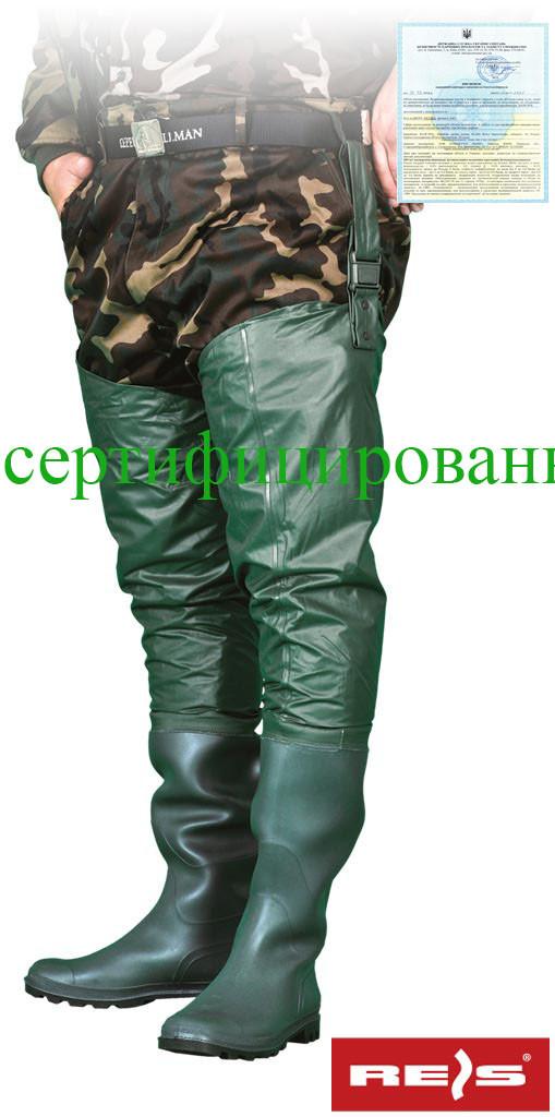 Заброды (сапоги рыбацкие) BGWOD Z - Спецгруп Львів в Львове