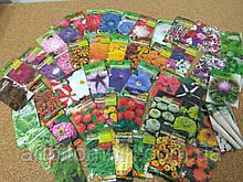 АКЦИЯ!!!! Семена цветов и пряностей 35 шт за 150 грн ПО НАШЕМУ ВЫБОРУ