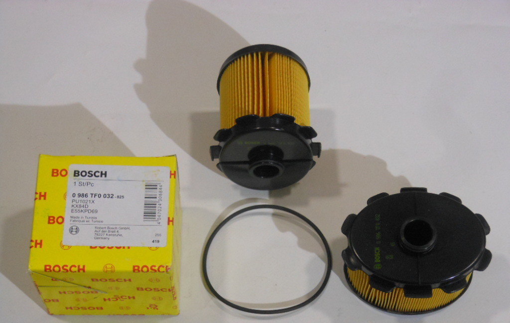 Фильтр топливный Citroen Berlingo/Partner 1.9D (DW8) 98-