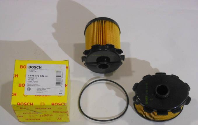 Фильтр топливный Citroen Berlingo/Partner 1.9D (DW8) 98-, фото 2