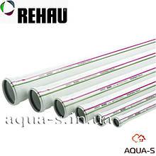 Труба для канализации Rehau Raupiano Plus DN 110x2000 мм. бесшумная ударостойкая (Германия)