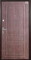 Двери входные МДФ/МДФ Метр Дор Регион MD 018, 860*2050, R, (золотой дуб) 1замок