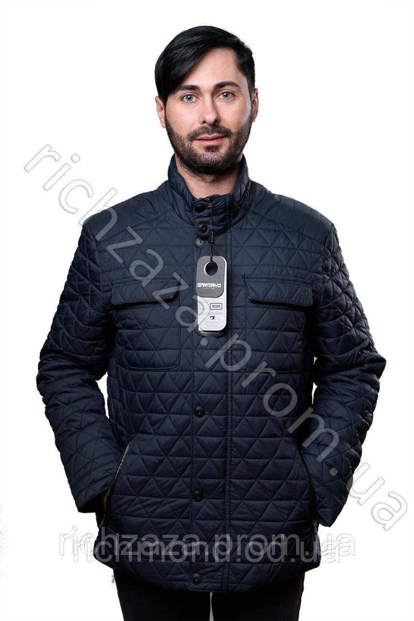 Мужская стеганная куртка SANTORYO  продажа 0d2bb37dc1702