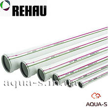 Труба для канализации Rehau Raupiano Plus DN 110x250 мм. бесшумная ударостойкая (Германия)