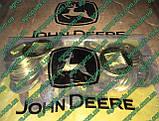 Шайба 24H1724 с квадратом John Deere METALLIC WASHER, SQUARE HOLE прокладка 24Н1724 проставка, фото 10