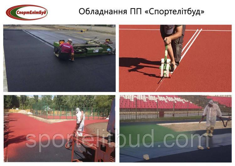 Будівництво стадіонів та бігових доріжок, сертифікація IAAF