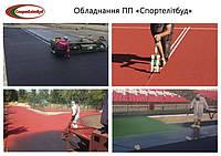 Будівництво стадіонів та бігових доріжок, сертифікація IAAF, фото 1