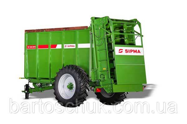 Розкидач органічних добрив SIPMA RO 600 ZEFIR, SIPMA RO 800 ZEFIR