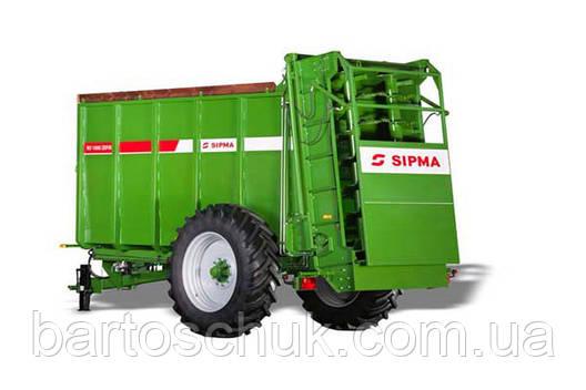 Розкидач органічних добрив SIPMA RO 600 ZEFIR, SIPMA RO 800 ZEFIR, фото 2