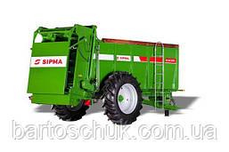 Розкидач органічних добрив SIPMA RO 600 ZEFIR, SIPMA RO 800 ZEFIR, фото 3