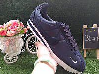 Мужские кроссовки Nike Classic Cortez Shark Low SP - Big Tooth Navy / White