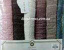 Махровое полотенце Lux Cotton 70*140 Philippus 6 шт./уп.,Турция 818
