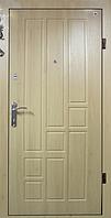 Двери входные МДФ/МДФ Метр Дор Регион MD 019, 960*2050, R, (золотой дуб) 1замок
