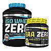 Комплект Biotech Протеїн Iso Whey Zero + EAA Zero