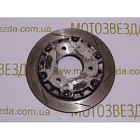 Задний тормозной диск SUZUKI SKYWAVE 250 CJ43A