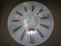 Колпак колесный R16 (DK-R16RW) REX белый 1шт. <ДК>