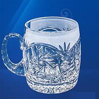 Кружка для пива хрустальная Julia BK7133 (1 шт/330 мл)