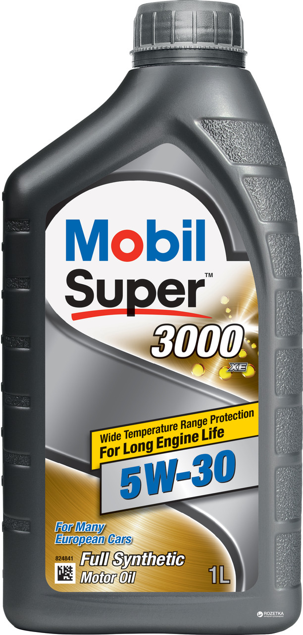 Масло моторне Mobil Super 3000 XE 5W-30 1л
