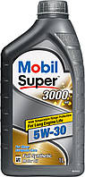 Масло моторное Mobil Super 3000  XE 5W-30 1л