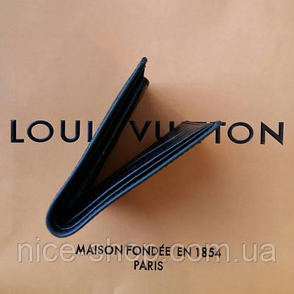 Кошелек Louis Vuitton серая клетка, фото 3