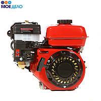 Бензиновый двигатель WEIMA WM177F-S - 9 л.с. (вал25мм, шпонка)
