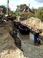 Септик для высоких грунтовых вод на 9-14 чел., фото 2