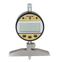Глубиномер индикаторный цифровой Shahe 5328-100A (0-100 мм/0,01 мм)