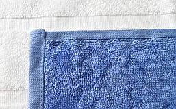 Полотенце 50х90 махровое голубое,Индия, фото 2