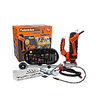 Реноватор домашний инструмент Twist-a-Saw Deluxe - такой набор должен быть у каждого мужчины!