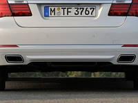Диффузор заднего бампера BMW F01/F02 740