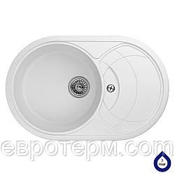 Мойка кухонная гранитная Minola MOG 1160-78 Арктик
