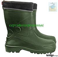Обувь утепленная рабочая Lemigo (сапоги резиновые) BLWADER Z