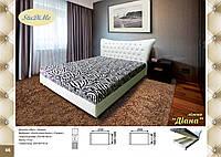 Кровать двухспальная Диана, фото 1