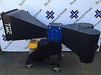 Измельчитель веток ВТР-70  с трехфазным двигателем 5.5 кВт