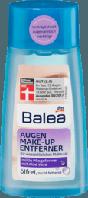 Жидкость для демакияжа без масла Balea Augen Make-up Entferner ölfrei, 100 мл