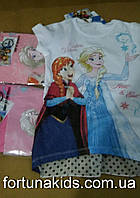 Трикотажные футболки для девочек Disney 98-128 р.р.