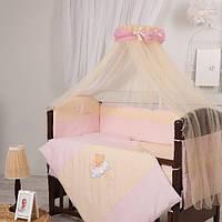 Комплект постельного белья Маленькая Соня 6 пр, фото 1