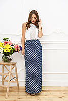 Длинная юбка в пол Джози 18 ТМ Arizzo 44-54 размеры