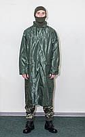 Плащ ПВХ защ. от дождя (клеенчатый)
