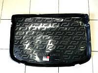 Коврик багажника для Audi A1 Hb 2010-15 г., резинопластиковый (Л.Локер)