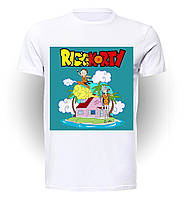 Футболка GeekLand Рик и Морти Rick And Morty RM.01.001
