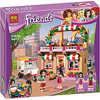 "Конструктор Bela Friends ""Пиццерия"" аналог Lego Friends 310 дет"