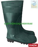 Резиновая обувь с металлическим подноском (спецобувь REIS) BPCVSTONES4 Z