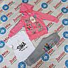 Трикотажный детский спортивный костюм тройка для девочек BBW.kids