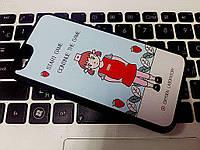 Силиконовый чехол Креатив iPhone 6S/6